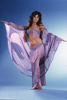 Egyptian Bellydancing Costumes design in london